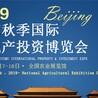 2019北京秋季国际房地产投资博览会参展网址