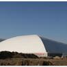 内蒙包头新疆乌鲁木齐气膜煤棚气膜结构煤棚建造找兰州中天久业膜建筑