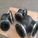DN200WTX型可曲挠橡胶弯头-安全的WTX型90度可曲挠橡胶弯头推荐