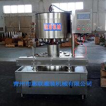 保健養生酒灌裝機配制酒灌裝設備圖片