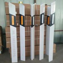 三角形斜面轮廓标_选购玻璃钢柱式轮廓标认准巨卫环保图片