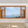 铝合金窗-在哪能买到优良110断桥窗纱一体平开窗