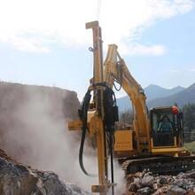 挖机改钻机的厂家挖机改潜孔钻机厂家图片
