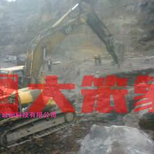 海口分裂机矿山开采爆破机械设备图片