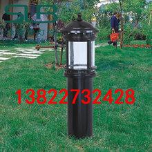 中式户外防水草坪灯制定电镀拉丝特色落地灯别墅小区门口景观灯图片