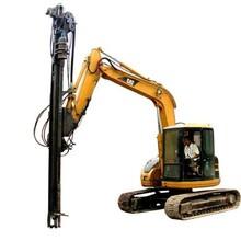 挖机改液压钻机 大笨象牌YD60挖改钻机图片