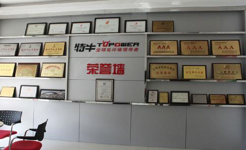 曲靖企業信用評級AAA級規格