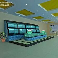 惠州海鮮池定做報價 在線免費報價圖片