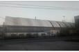 陜西西安山西太原氣膜煤棚_氣膜結構煤棚建造費用如何