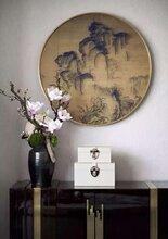 中式风格传统文化的装修生活