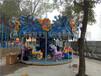 郑州定制旋转木马款式齐全,游乐设施