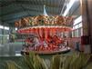 郑州航天游乐设施,河南游乐设备旋转木马品种繁多