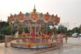 郑州航天游乐设备,大型游乐设备转马品种繁多
