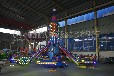 公園游樂設備新款自控飛機規格齊全,游樂設備