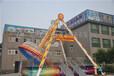 游樂場設備鄭州航天大擺錘性能可靠,大型游樂設施