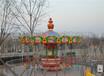 鄭州航天游樂設備,公園游樂設備旋轉飛椅操作簡單