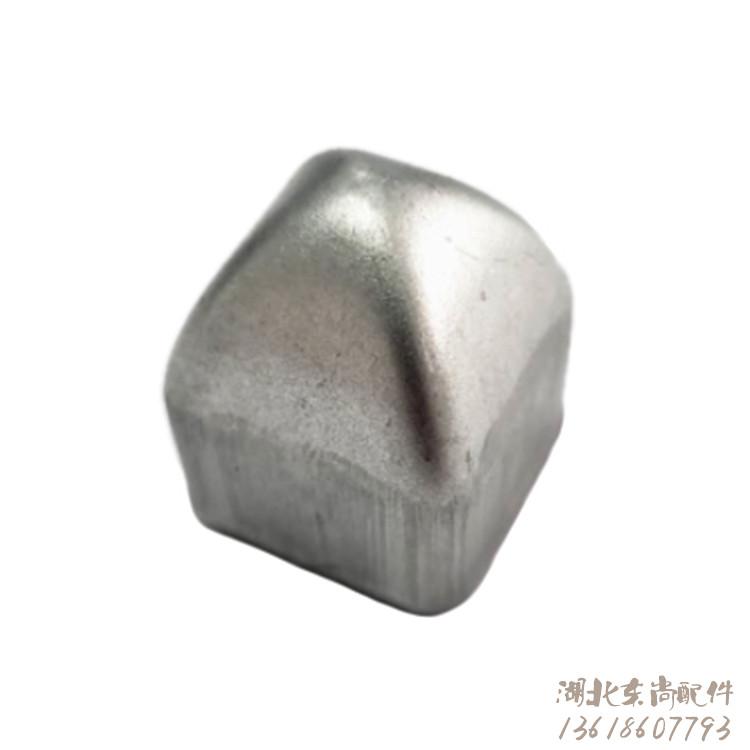 鞍山别墅小区工厂栅栏配件铝标头