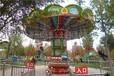 航天游樂游樂場設備,游樂園設備旋轉飛椅操作簡單