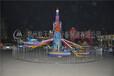 航天游樂園設備,兒童游樂設施制造自控飛機造型美觀