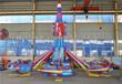 航天游樂設備,新型游樂設備定做自控飛機色澤光潤