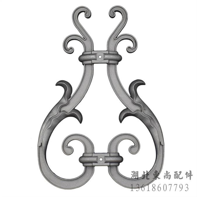 蚌埠铝艺护栏装饰铝花