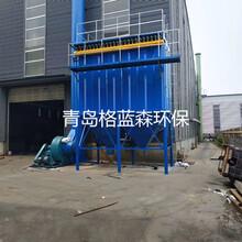 青岛布袋除尘器安装 布袋除尘器 专业厂家 格蓝森环保图片
