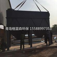 日照布袋除尘器厂家 布袋除尘器 提供安装图片