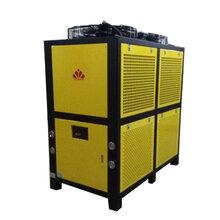 苏州新冠信10HP工业风冷式冷水机图片