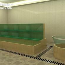 從化溫泉海鮮池安裝 海鮮魚池圖片