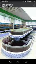 廣州白云哪里訂做水產店制冷魚池 可移動海鮮池圖片