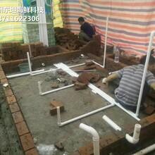 廣州天河定做可移動海鮮池 水產店制冷魚池圖片