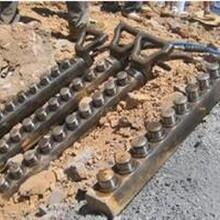 广州液压岩石劈裂棒矿山开采爆破机械设备 分裂机图片
