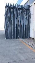 常州特价电动推拉雨棚厂 电动推拉雨蓬 安装方便图片