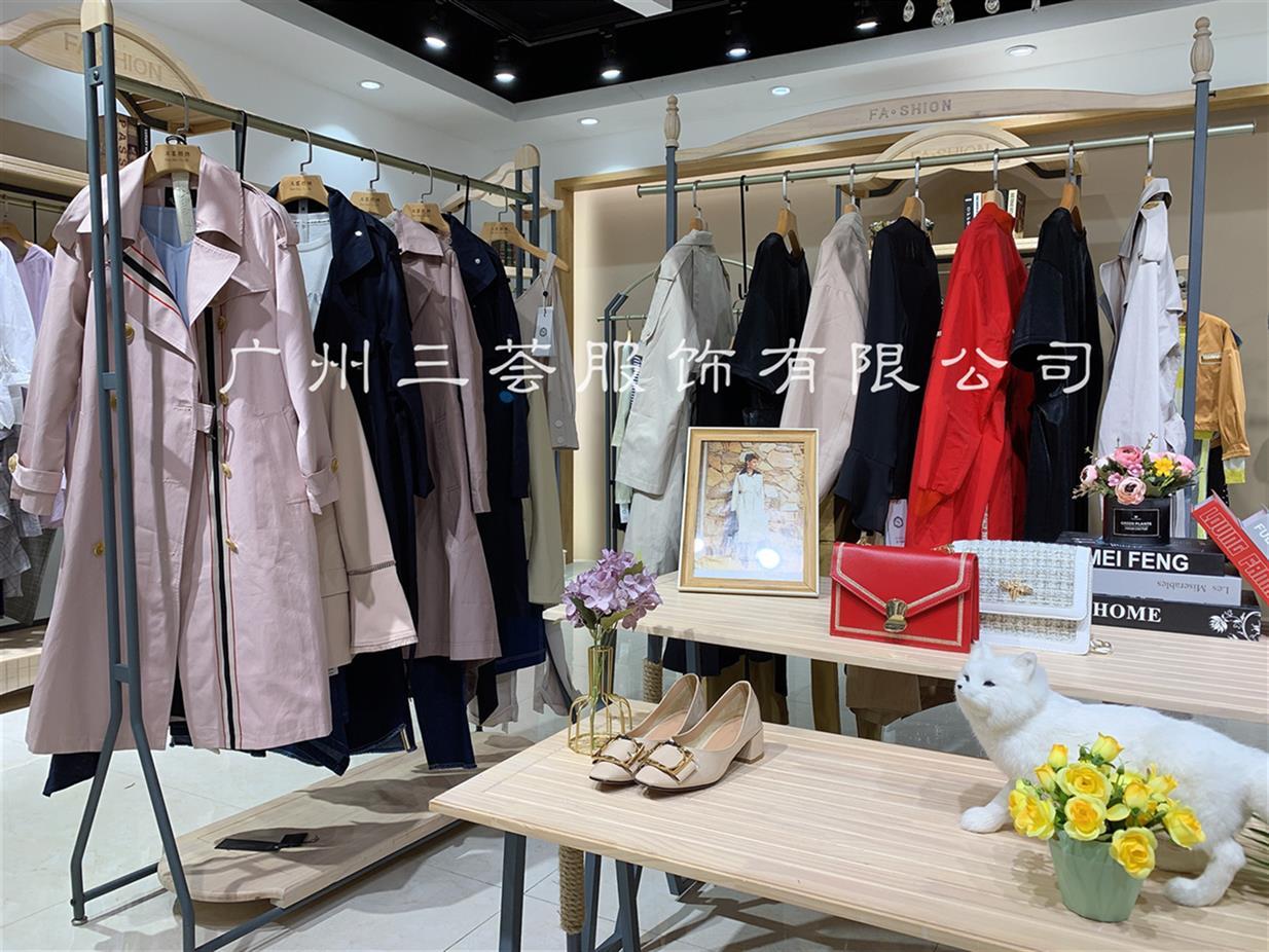 鄭州全國女裝品牌尾貨加盟