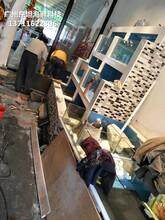 廣州荔灣定做水產店制冷魚池 海鮮市場玻璃魚池圖片