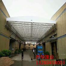 广州推拉雨篷厂 推拉雨篷 省钱 省心 有保障 乔华篷业图片
