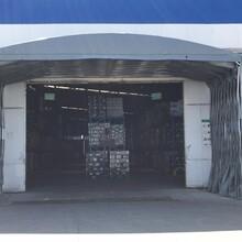 滁州专用电动推拉雨棚厂 电动推拉雨蓬 耐腐蚀 抗渗漏图片