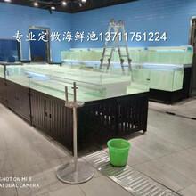 廣州天河北玻璃海鮮池公司 火鍋店海鮮池圖片