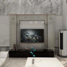 佛山新款水转印背景墙品牌 水转印 盛福图片