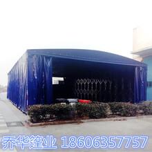 荆州原装活动推拉雨棚厂 活动推拉雨蓬 寿命长 质量好图片