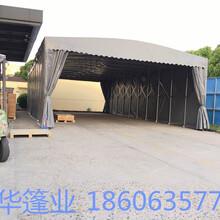 沧州进口移动推拉雨棚厂 移动推拉雨蓬 造型优美图片