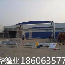 沧州进口移动推拉雨棚厂 移动推拉雨蓬 快捷支付图片