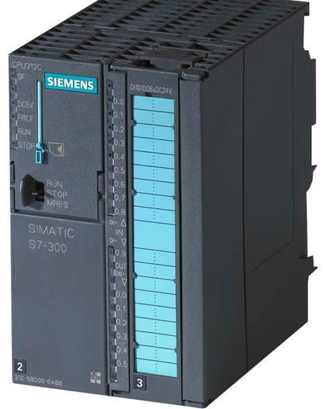 SIMATICS7-300,CPU314C-2PTP凑型CPU带有MPI,24数字量输入/16数字量输出,4模拟量输入,2模拟量输出,1T100,4个高速计数器(60KHZ),集成接口RS485,集成24VDC电源,192KB工作存储区,前连接器(2X40针)需要MMC卡