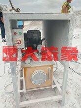 武汉机载挖机劈裂机不用炸药开采矿山机械设备 分裂机