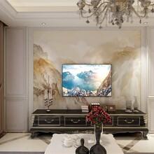 盐城优质水转印竹炭背景墙生产 水转印背景墙图片