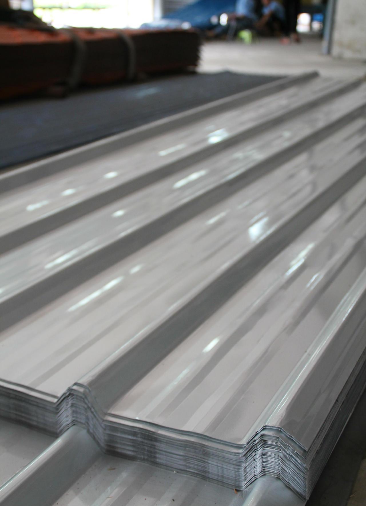 六安彩钢板暗扣板YX65-470