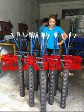 珠海5000吨液压劈裂棒矿山开采爆破机械设备 劈裂棒