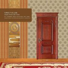 淮安优质竹木纤维套装门规格 竹木防水门图片