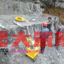 株洲机载挖机劈裂机矿山开采爆破机械设备 劈裂棒