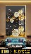 高檔晶瓷玄關畫